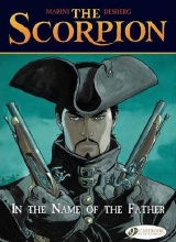 Cinebook: Scorpion, The #5: In the Name of the Father
