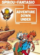 Cinebook: Spirou and Fantasio (CB) #1: Adventure Down Under
