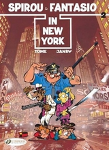 Cinebook: Spirou and Fantasio (CB) #2: Spirou and Fantasio in New York