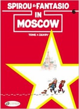Cinebook: Spirou and Fantasio (CB) #6: Spirou & Fantasio in Moscow