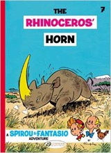 Cinebook: Spirou and Fantasio (CB) #7: The Rhinoceros Horn