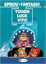 Cinebook: Spirou and Fantasio (CB) #8: Tough luck Vito