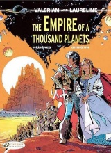 Cinebook: Valerian (CB) #2: The Empire of a Thousand Planets