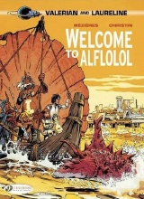 Cinebook: Valerian (CB) #4: Welcome to Alflolol