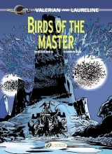 Cinebook: Valerian (CB) #5: Birds of the Master