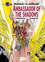 Cinebook: Valerian (CB) #6: Ambassador of the Shadows