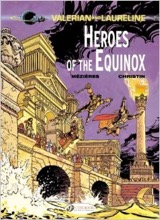 Cinebook: Valerian (CB) #8: Heroes of the Equinox