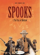 Cinebook: Spooks #1: The Fall of Babylon