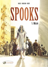 Cinebook: Spooks #5: Megan