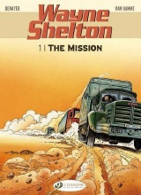 Cinebook: Wayne Shelton #1: The Mission