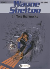 Cinebook: Wayne Shelton #2: The Betrayal