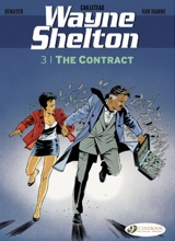 Cinebook: Wayne Shelton #3: The Contract