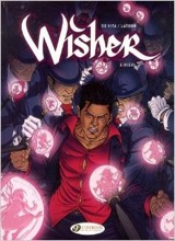Cinebook: Wisher #1: Nigel