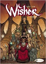 Cinebook: Wisher #2: The Faeriehood