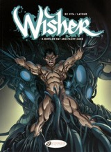 Cinebook: Wisher #4: Bowler Hat and Fairycane