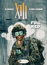 Cinebook: XIII #5: Full Red