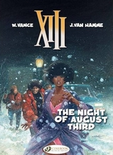 Cinebook: XIII #7: The Night of August Third