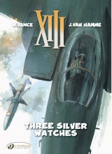 Cinebook: XIII #11: Three Silver Watches