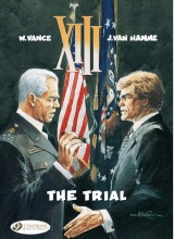 Cinebook: XIII #12: The Trial