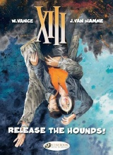 Cinebook: XIII #14: Release the Hounds