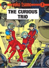 Cinebook: Yoko Tsuno #7: The Curious Trio