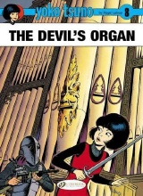 Cinebook: Yoko Tsuno #8: The Devils Organ