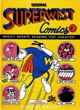 Catalan Communications: Superwest Comics