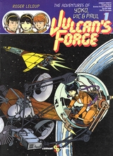 Catalan Communications: Yoko Vic and Paul, The Adventures of #1: Vulcans Forge