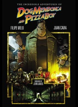 Dark Horse: The Incredible Adventures of Dog Mendonca and Pizzaboy #1: The Incredible Adventures of Dog Mendonca and Pizzaboy