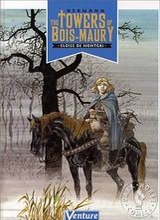 Dark Horse: Towers of Bois Maury, The (Dark Horse) #3: Eloise De Montgri