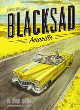 Dark Horse: Blacksad (DH) #3: Amarillo