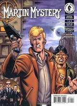 Dark Horse: Martin Mystery #1: Destroyers of the Past