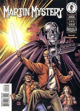 Dark Horse: Martin Mystery #2: The Sword of King Arthur 1