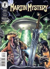 Dark Horse: Martin Mystery #3: The Sword of King Arthur 2