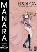 Dark Horse: Manara Erotic Library, The #2: Kama Sutra and Other Stories