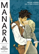 Dark Horse: Manara Library, The #1: Indian Summer and Other Stories