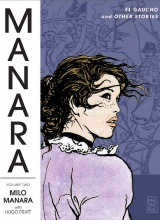 Dark Horse: Manara Library, The #2: El Gaucho and Other Stories