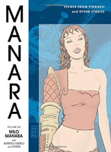 Dark Horse: Manara Library, The #6: Escape From Piranese and Other Stories