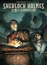 Dark Horse: Sherlock Holmes (DH) #2: Sherlock Holmes and the Necronomicon