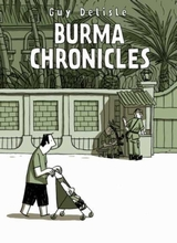 Drawn and Quarterly: The Burma Chronicles