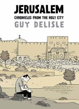 Drawn and Quarterly: Jerusalem: Chronicles from the Holy City