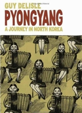 Drawn and Quarterly: Pyongyang: A Journey in North Korea