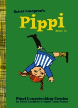 Drawn and Quarterly: Pippi Longstocking #1: Pippi Moves In!