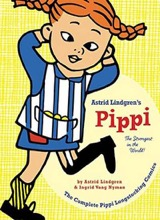 Drawn and Quarterly: Pippi Longstocking: The Strongest in the World!