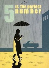 Drawn and Quarterly: 5 is the Perfect Number
