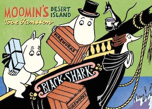 Drawn and Quarterly: Moomin #8: Moomins Desert Island