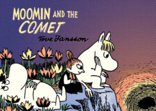 Drawn and Quarterly: Moomin #5: Moomin and the Comet