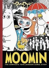 Drawn and Quarterly: Moomin - The Complete Tove Jansson Comic Strip #1: Moomin 1