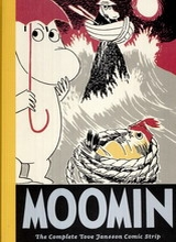 Drawn and Quarterly: Moomin - The Complete Tove Jansson Comic Strip #4: Moomin 4