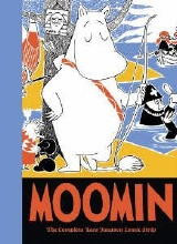 Drawn and Quarterly: Moomin - The Complete Tove Jansson Comic Strip #7: Moomin 7